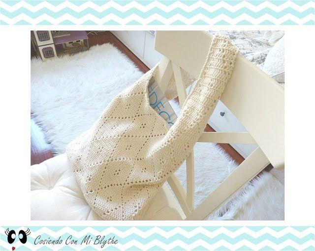 Bolso crochet patrón | bolsos,carteras y monederos hechos a mano ...