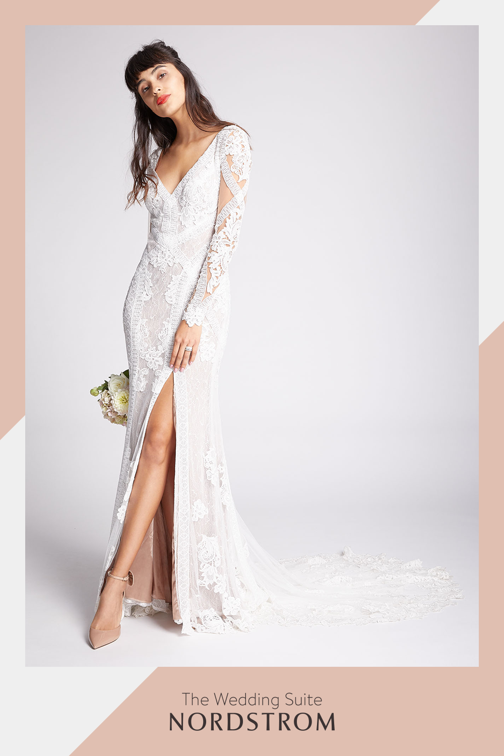 2ec9597da15 Discover your one-stop shop for everything but the vows. Visit the Nordstrom  Wedding Suite to uncover the stunning gown that s just right for you.
