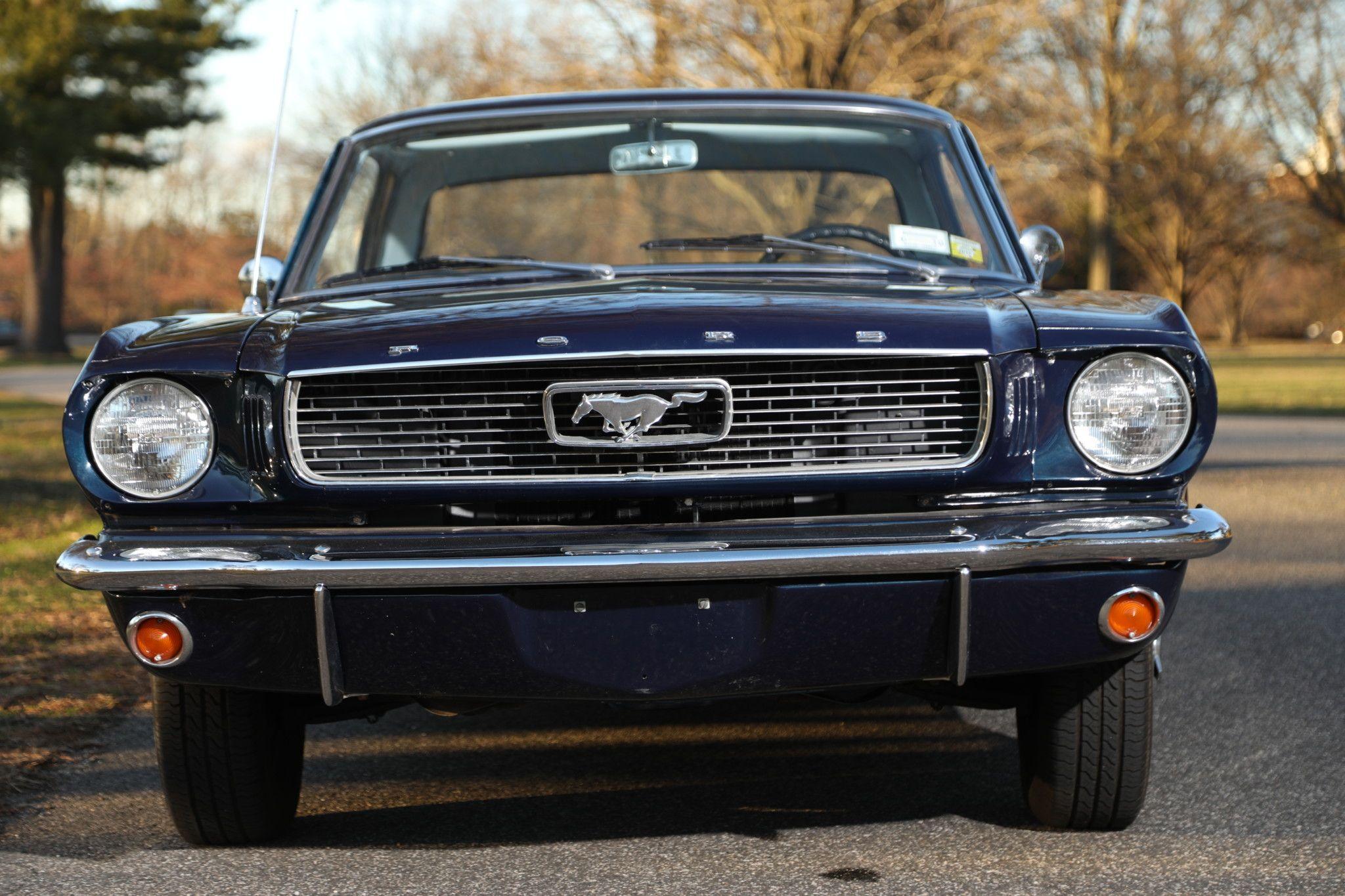 1966 Ford Mustang Hardtop 1966 Ford Mustang Ford Mustang Mustang