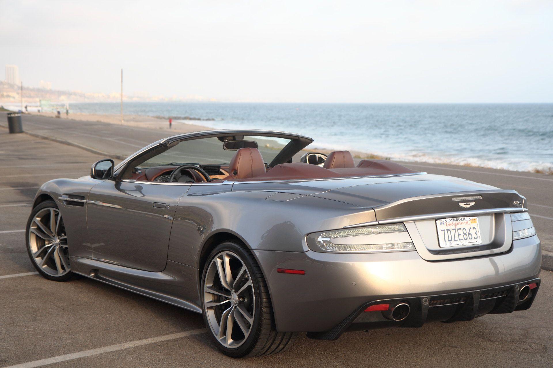 Aston Martin DBS Volante Los Angeles Road Trips Pinterest - Rent aston martin los angeles