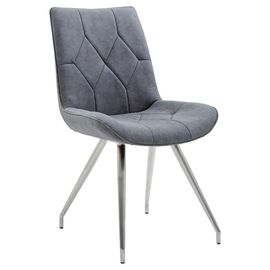 novel stuhl edelstahl silber grau jetzt bestellen unter. Black Bedroom Furniture Sets. Home Design Ideas