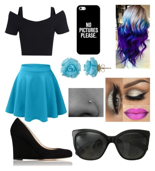 """""""Untitled #8"""" by mfgsoccer ❤ liked on Polyvore featuring L.K.Bennett, Casetify, Cobra & Bellamy and Chanel"""