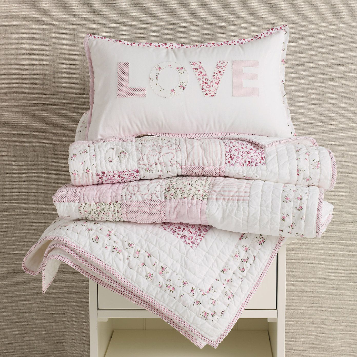 Milly Quilt From The White Company Kenzie Amp Kynden