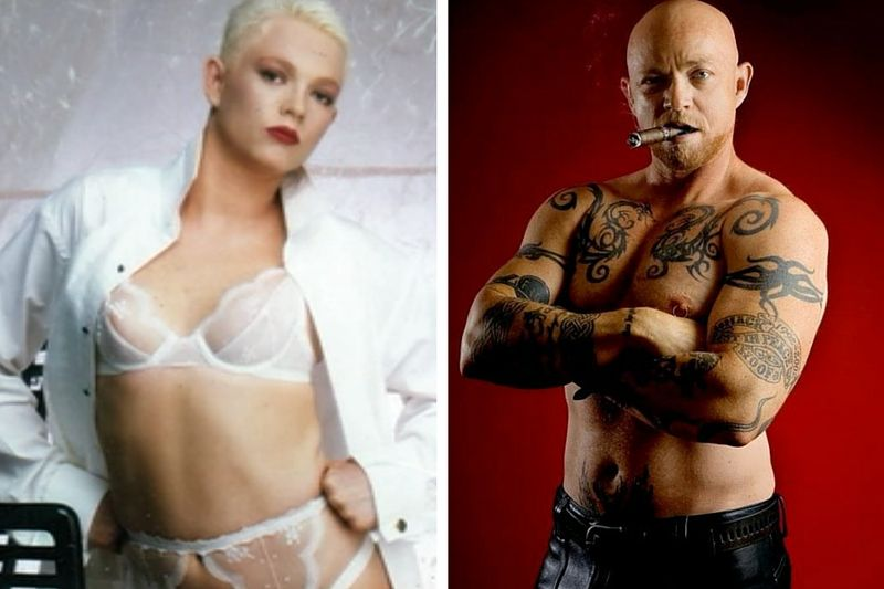 Buckangel Founder Of The Buck Angel Entertainment He Works As An Advocate Educator Lecturer And A Writer He Started Doing Adult Films As A Man But