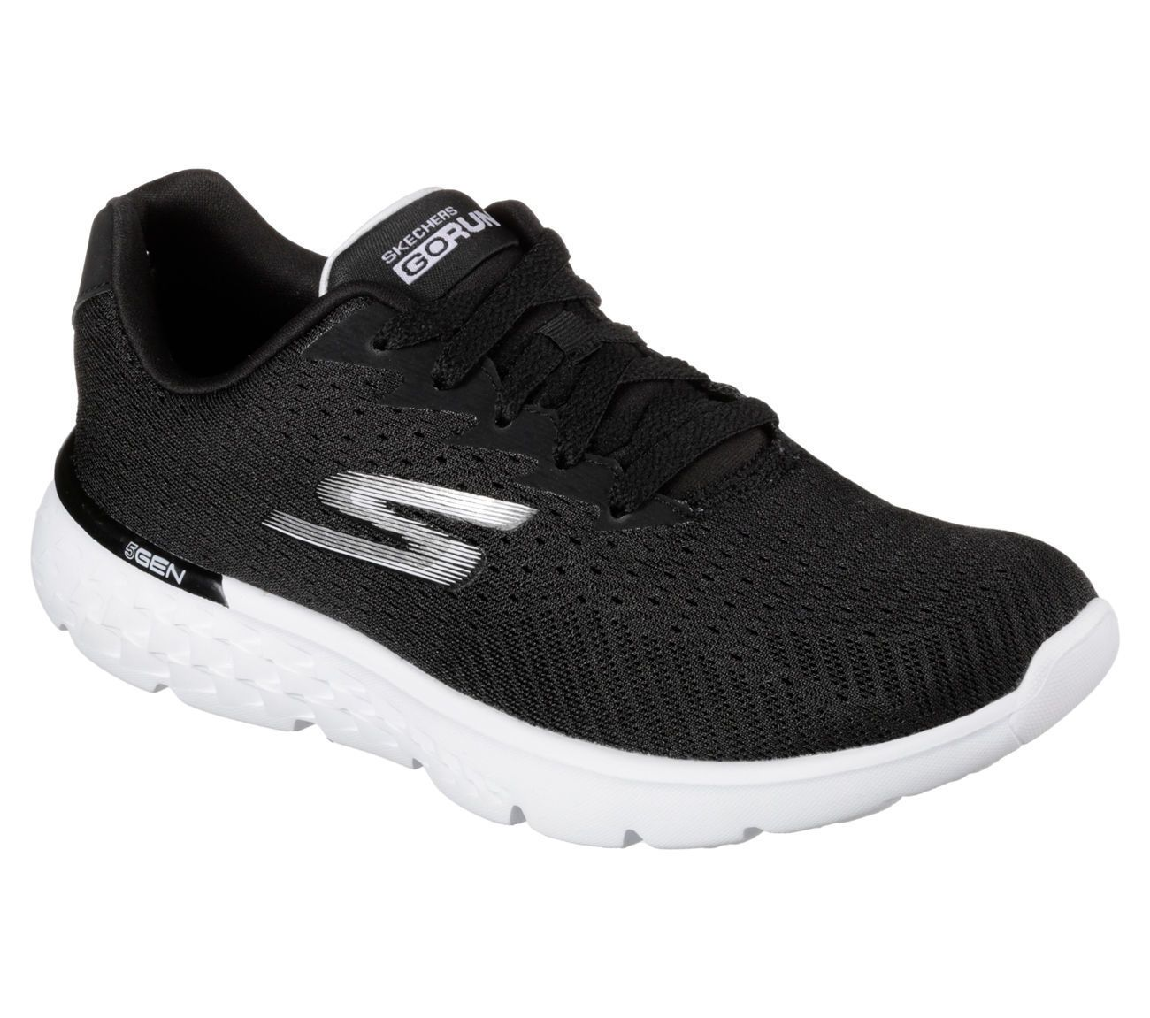Discount Skechers Go Run 400 White Women's Shoes