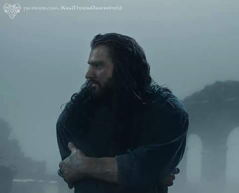 Thorin with #ArmitageArms