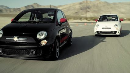 Express your fury with the FIAT® 500 Abarth.