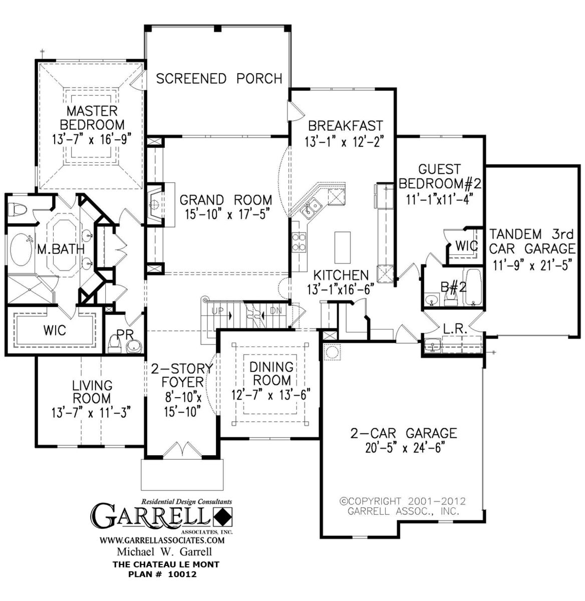 Layout chateau le mont house plan 10012 1st floor plan for French chateau house plans