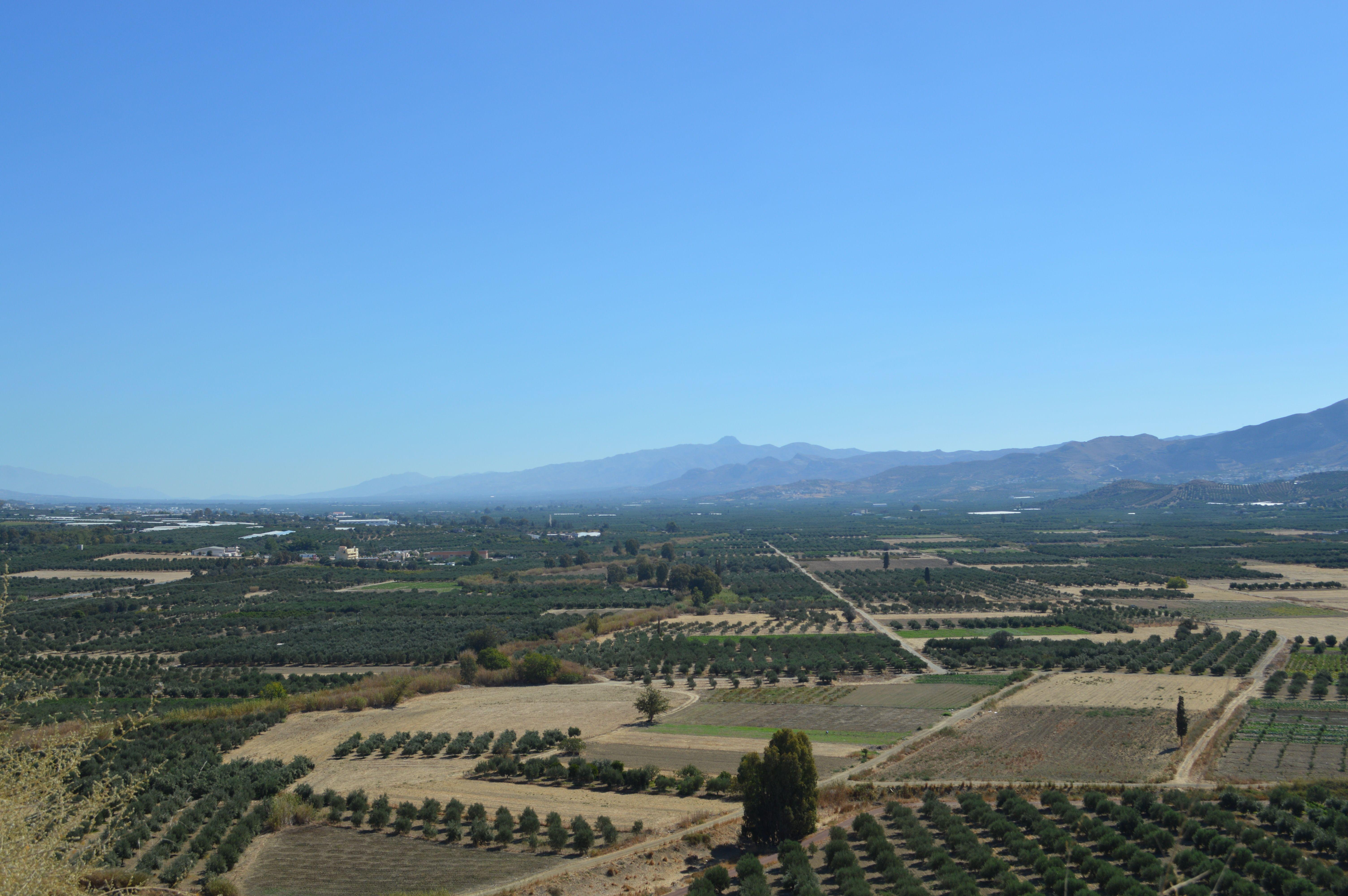 Plaine de la Messara