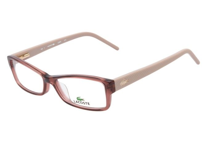 Lacoste Glasses   Lacoste L2603 210 Brown - Coastal.com®   2016 ... 7ea5954b36