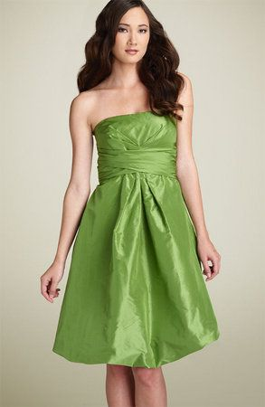 hemsandsleeves.com green bridesmaid dresses (27) #cutedresses ...