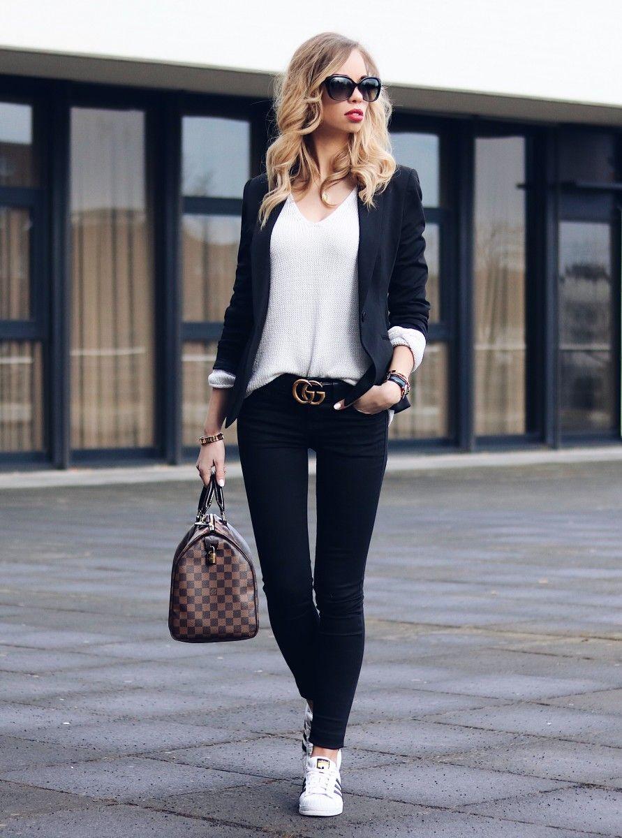 10 wardrobe key pieces every closet needs outfit mode f r frauen und f r frauen. Black Bedroom Furniture Sets. Home Design Ideas