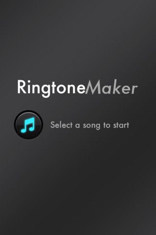 Ringtone Maker - Make free ringtones from your music! By Zentertain