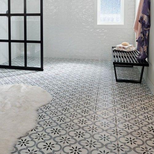 Kenzzi Azila 8x8 Matte Porcelain Tile With Images