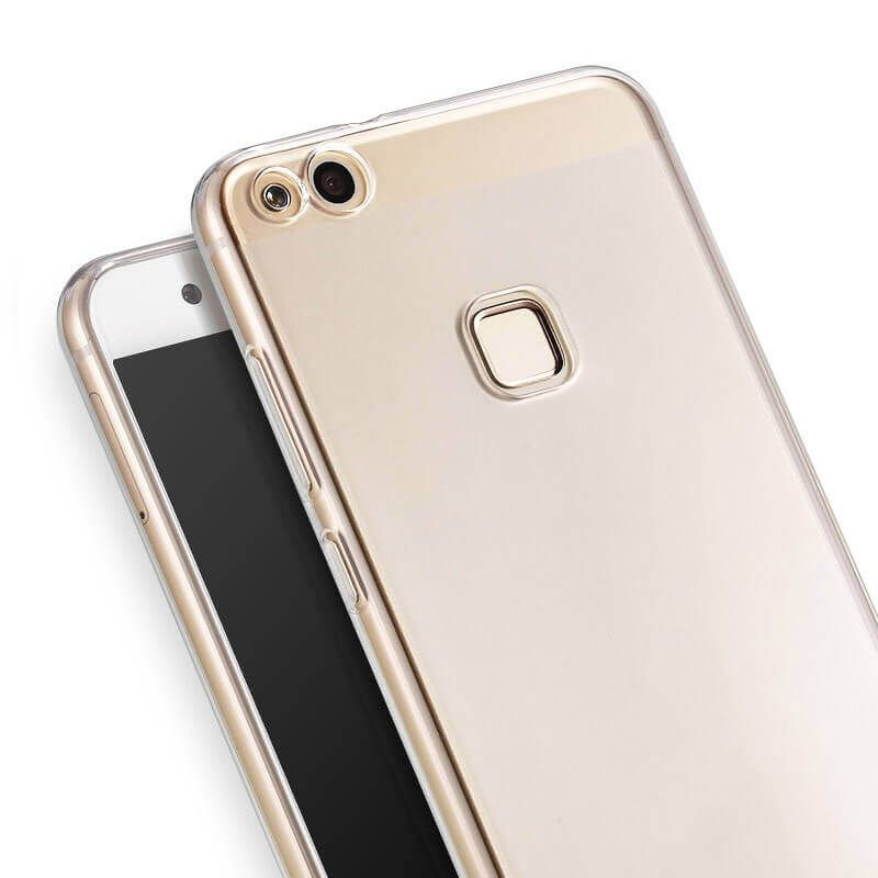 Huawei P10 Lite Slim Case Hulle Silikon Schutz Tpu Schale Etui Bumper Ruckseite Cover Etui In 2020 Etui Silikon Handy