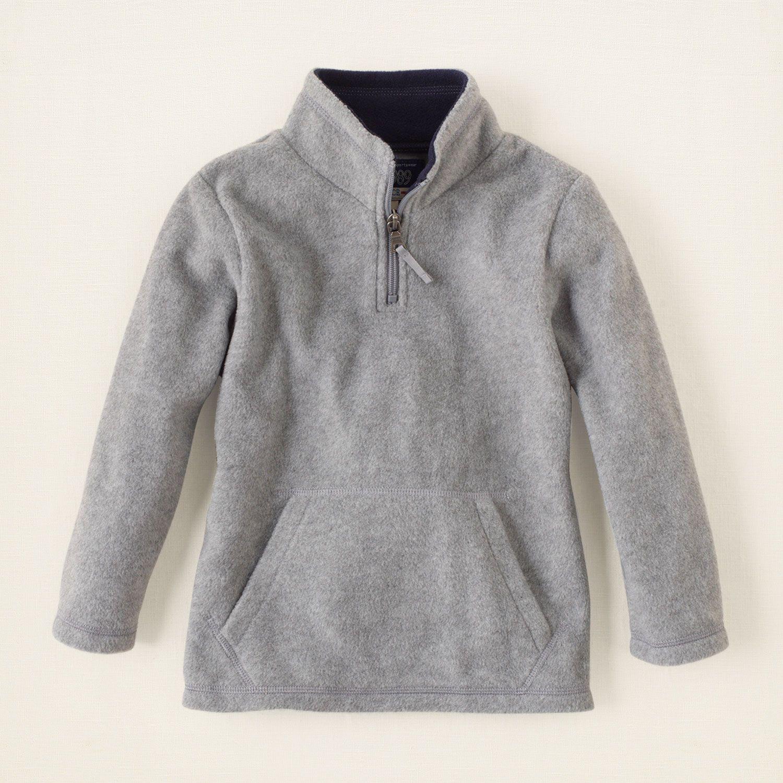 baby boy - activewear - half-zip fleece top   Children's Clothing   Kids Clothes   The Children's Place 4t