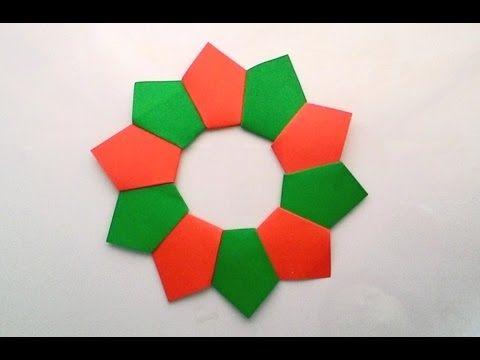 Photo of Origami modular ring …พับวงแหวนแยกส่วนได้…