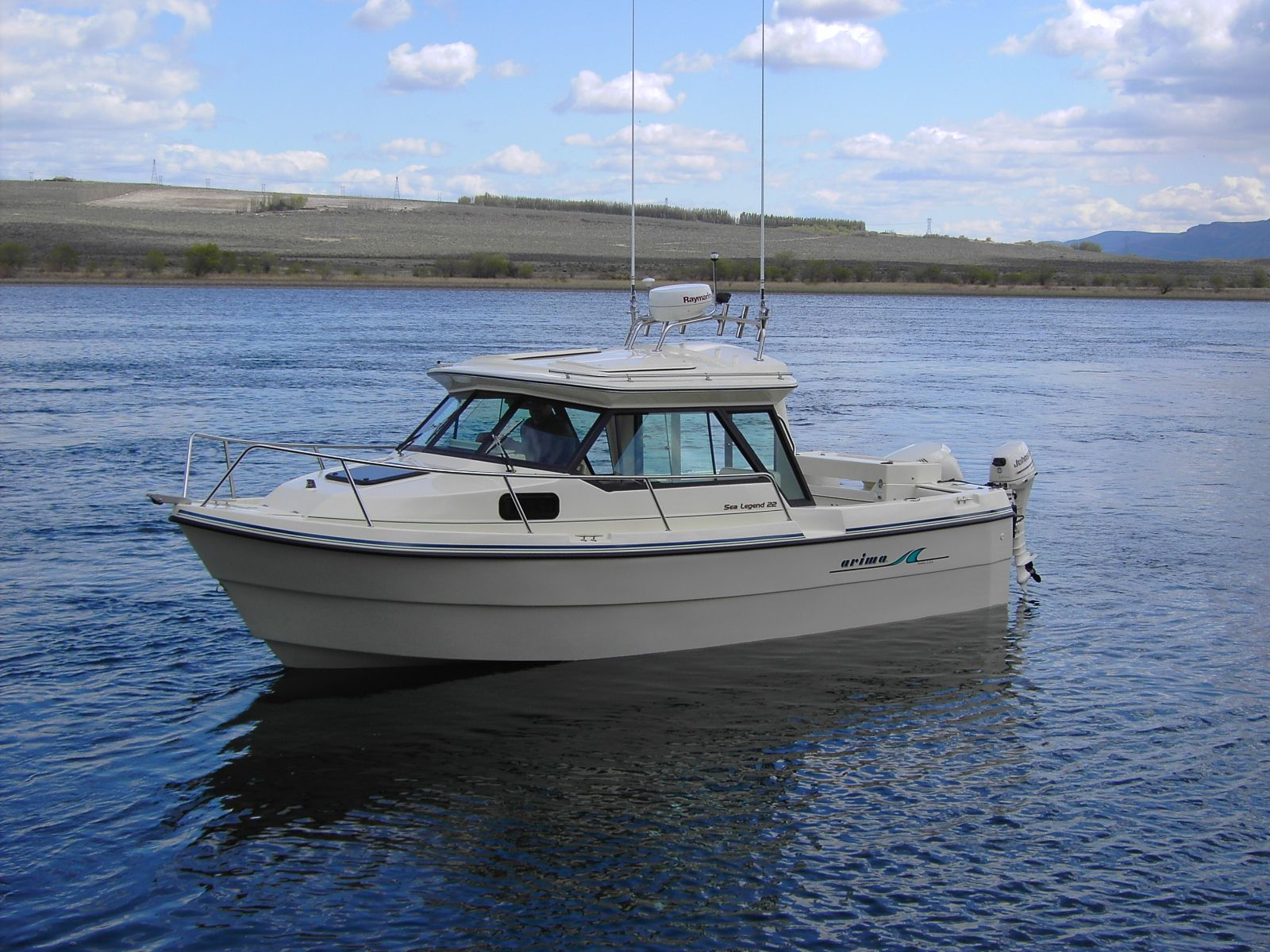 Great lakes fishing boats for sale autos post for Fishing pontoons for sale