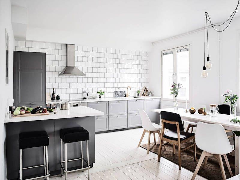 Scandinavian interior design trends with a nice