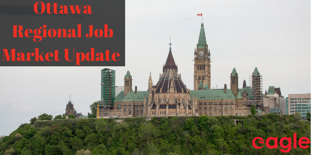 Traditionally, the Ottawa job market has been driven by the