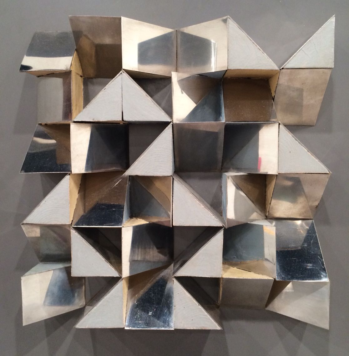 Furniture For Less Miami: Metal Sculpture At Art Basel Miami 2015