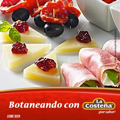 #Botana #Comida