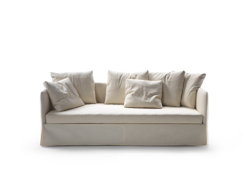 Sofa Bed Twins By Flexform Design Giulio Manzoni Fabric Sofa Bed Sofa Bed Fabric Sofa