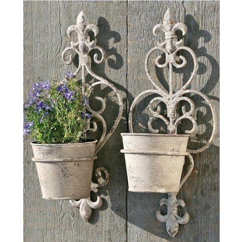 Wall decor flower pot holder google search dining room wall decor flower pot holder google search workwithnaturefo