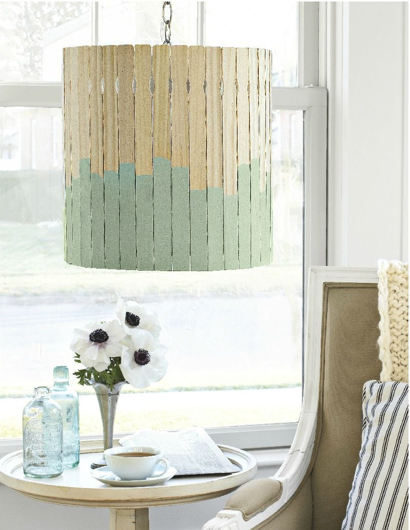 45+ Crafty Ideas for Home Decor You Can Make Yourself | Craft Ideas ...