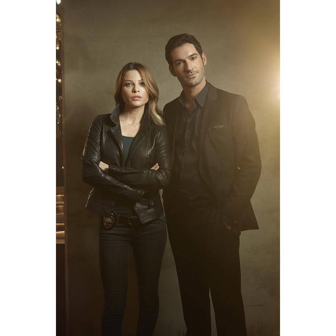 Lucifer Fox: Lucifer Season I. Publicity. FOX Television. Lauren German
