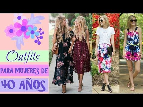 d5251d5899 Outfits con jeans para mujeres maduras - YouTube Señoras De 40 Años
