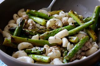 Turkey Asparagus Brown Rice Pasta and other recipes