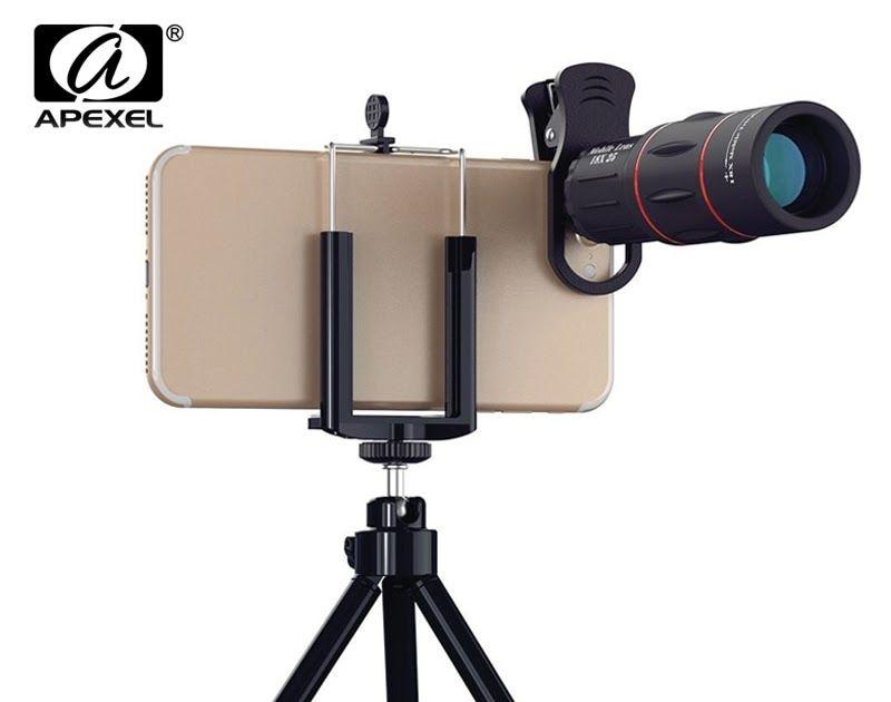 Big sale universal telescope optical zoom mobile phone lens