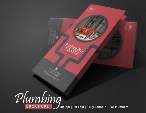 interior design brochure - Brochure template, Brochures and emplates on Pinterest