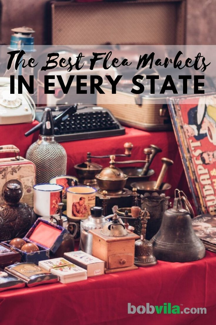 The Best Flea Markets in Every State