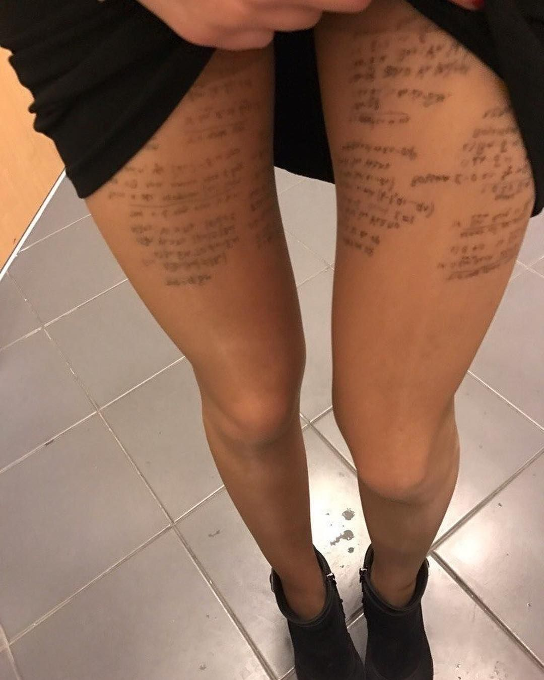 Are not hot legs and fetish can look