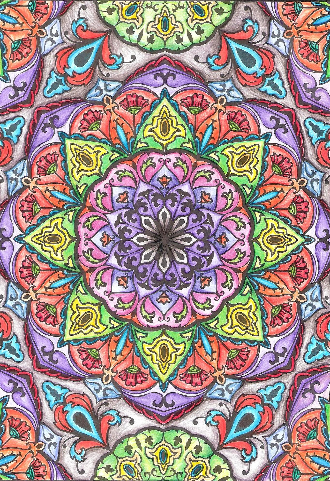 From Coloring Patterns For Adults Published By Bendon Mandala Coloring Pages Mandala Coloring Mermaid Coloring Book