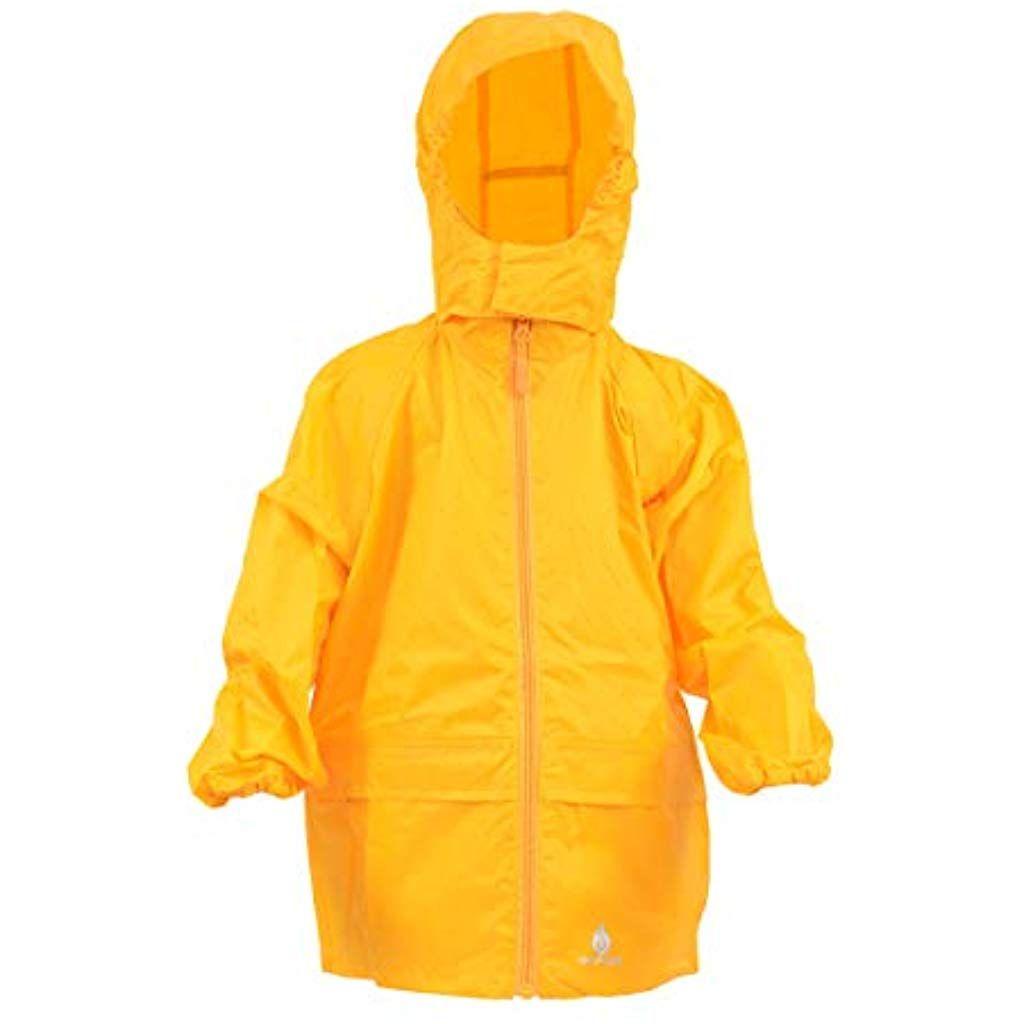 DRY KIDS Giacca Impermeabile Ragazzo #Abbigliamento