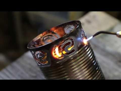 Metal Art #tincans