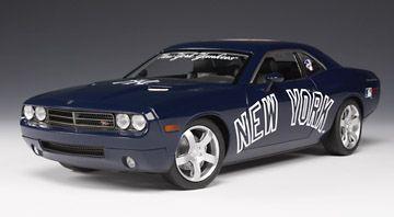 New York Yankees cars | ... 61 1:18 Dodge Dodge Challenger Concept ...
