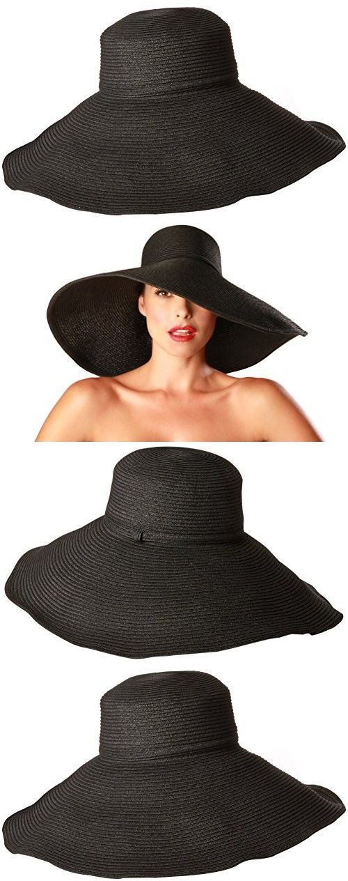 4f4451bf0da Gottex Women s Belladonna Wide Brim Packable Sun Hat Rated