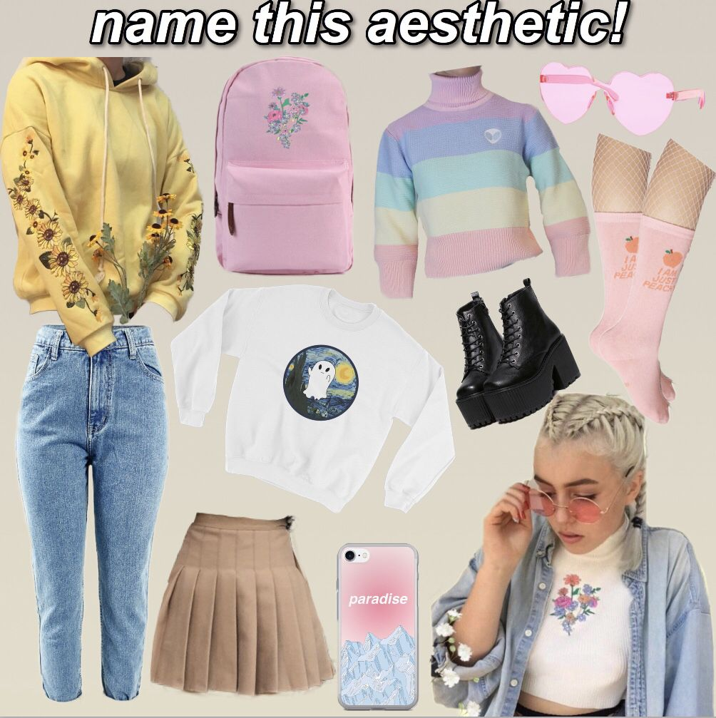 Aesthetic Soft Girl Clothes
