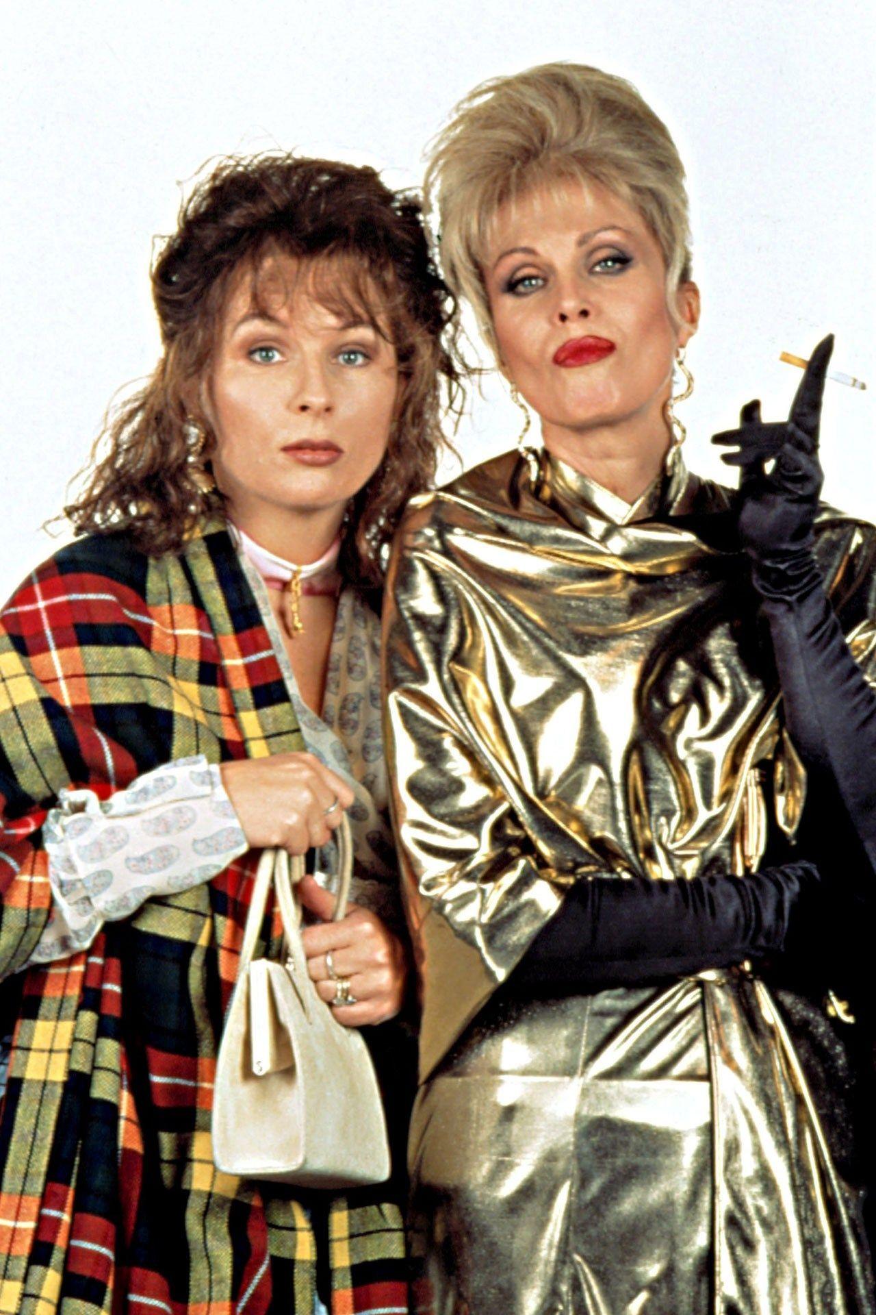 Joanna Lumley Confirms Ab Fab Film Jennifer Saunders Ab Fab Ab