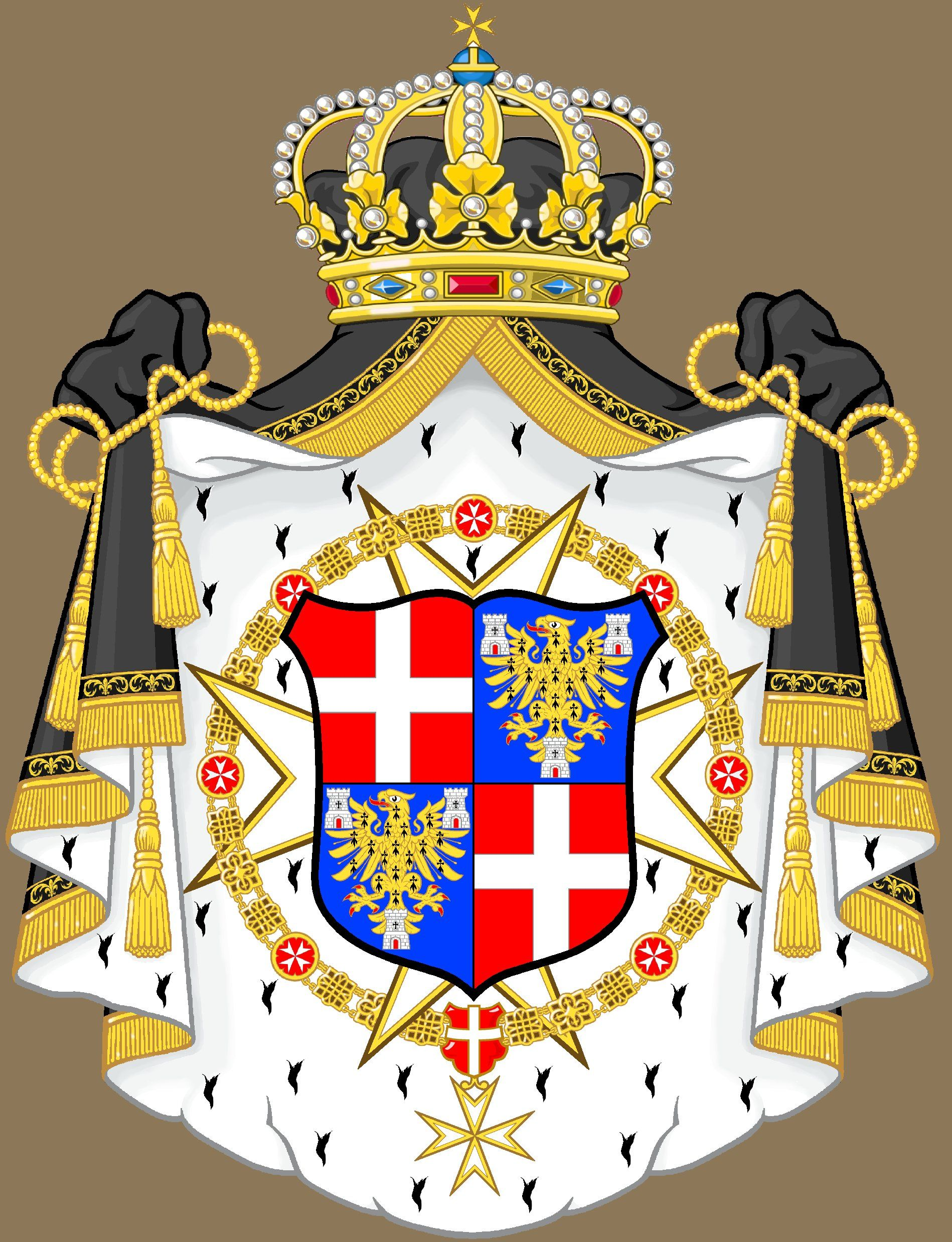 Image result for Grand master Order of malta Arms