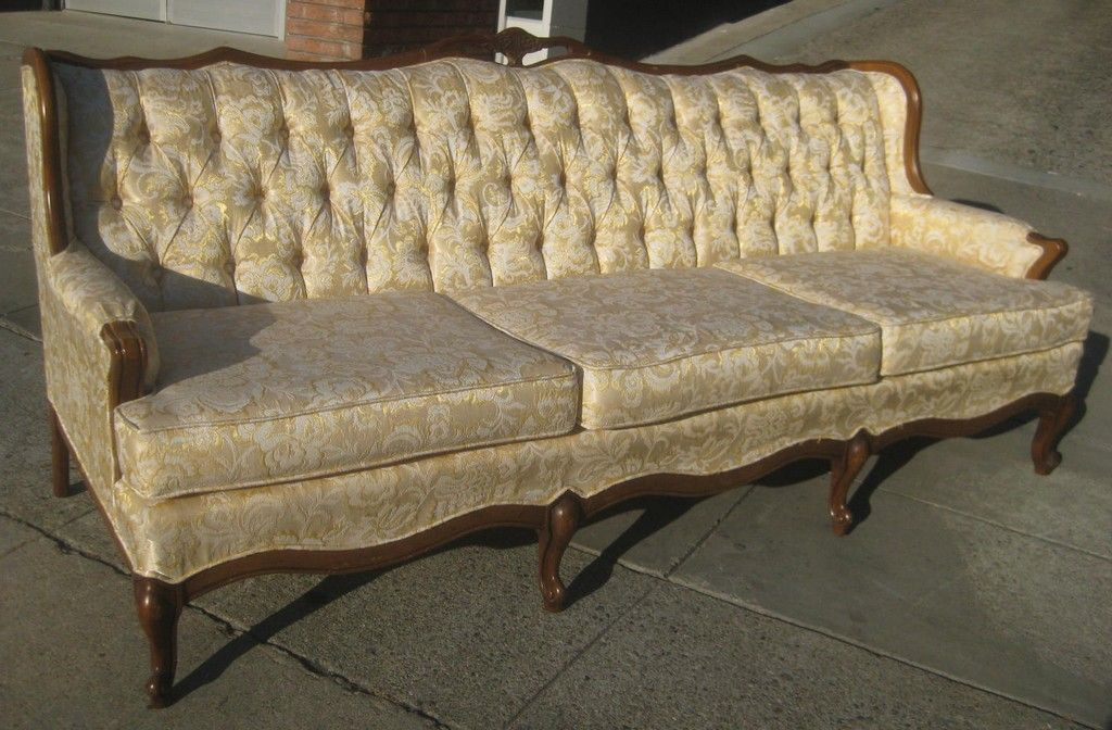 French Provincial Sofa Set Style