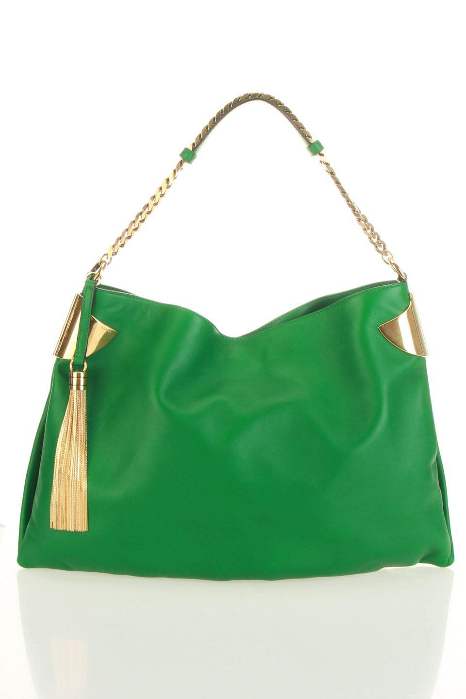 c575a82de92e Gucci 1970 Medium Shoulder Bag In Green