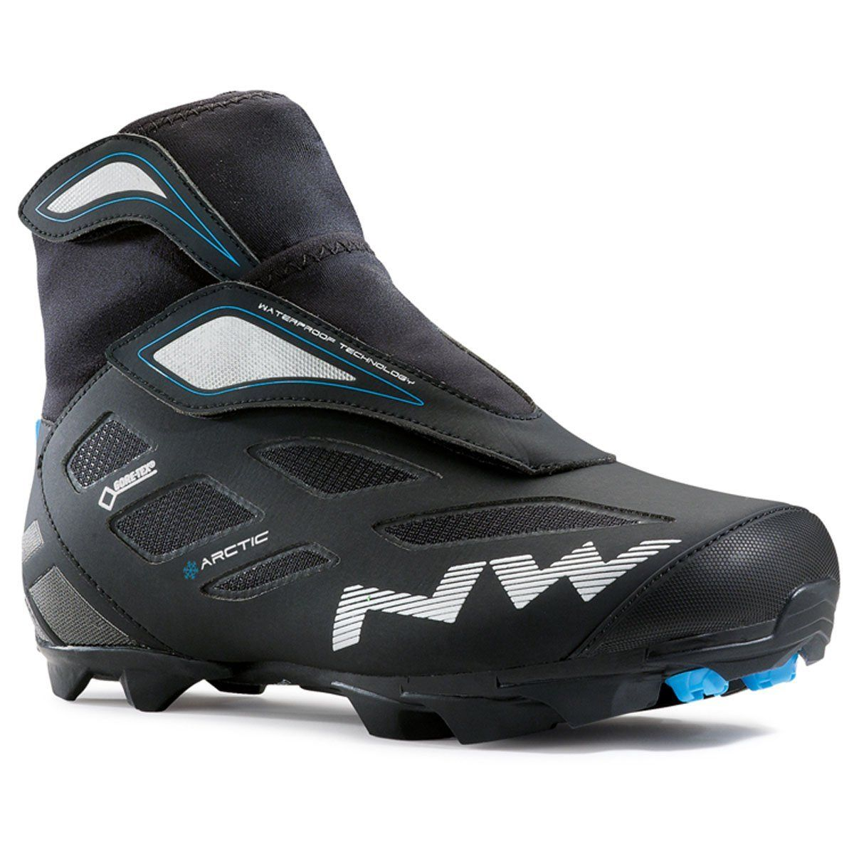 Northwave Celsius Arctic 2 GTX Black Blue Shoes 2016 *** You