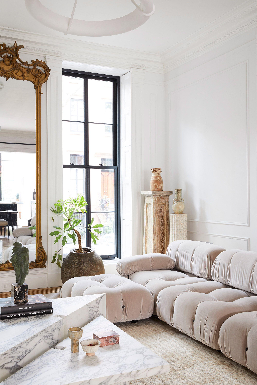 Une Lumineuse Maison De Ville A La Decoration Contemporaine Pour Une Designer Planete Deco A Homes World In 2021 Home Decor Eclectic Living Room House Interior