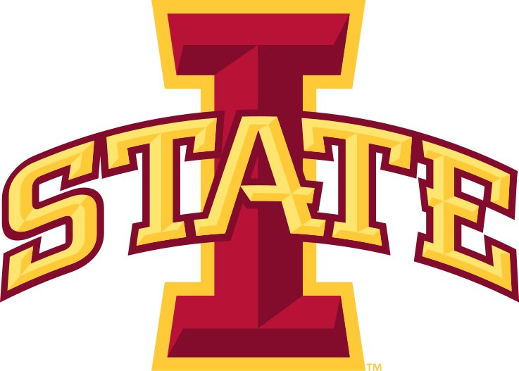 Image result for Iowa State logo blank background