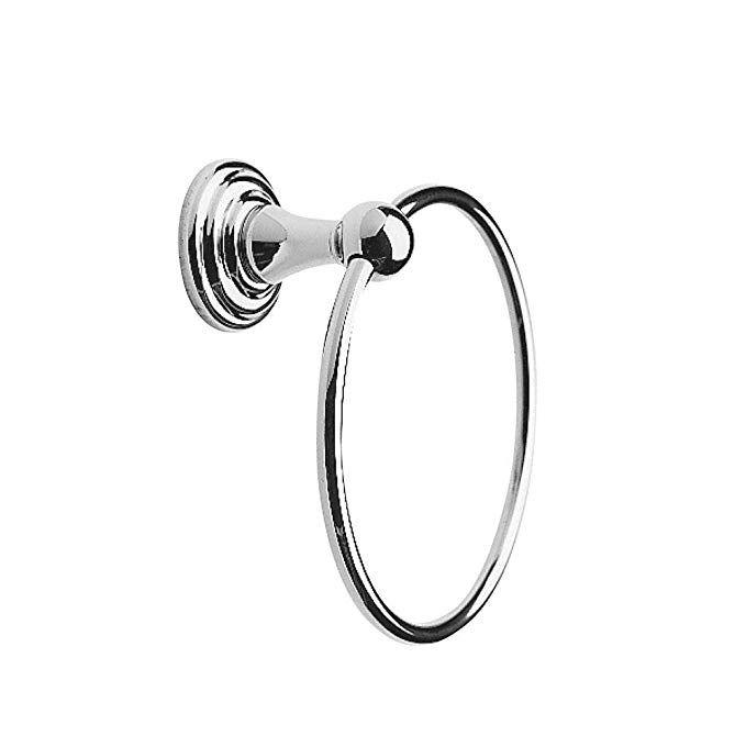 Newport Brass 75 09 Newport 365 Solid Brass Towel Ring Polished